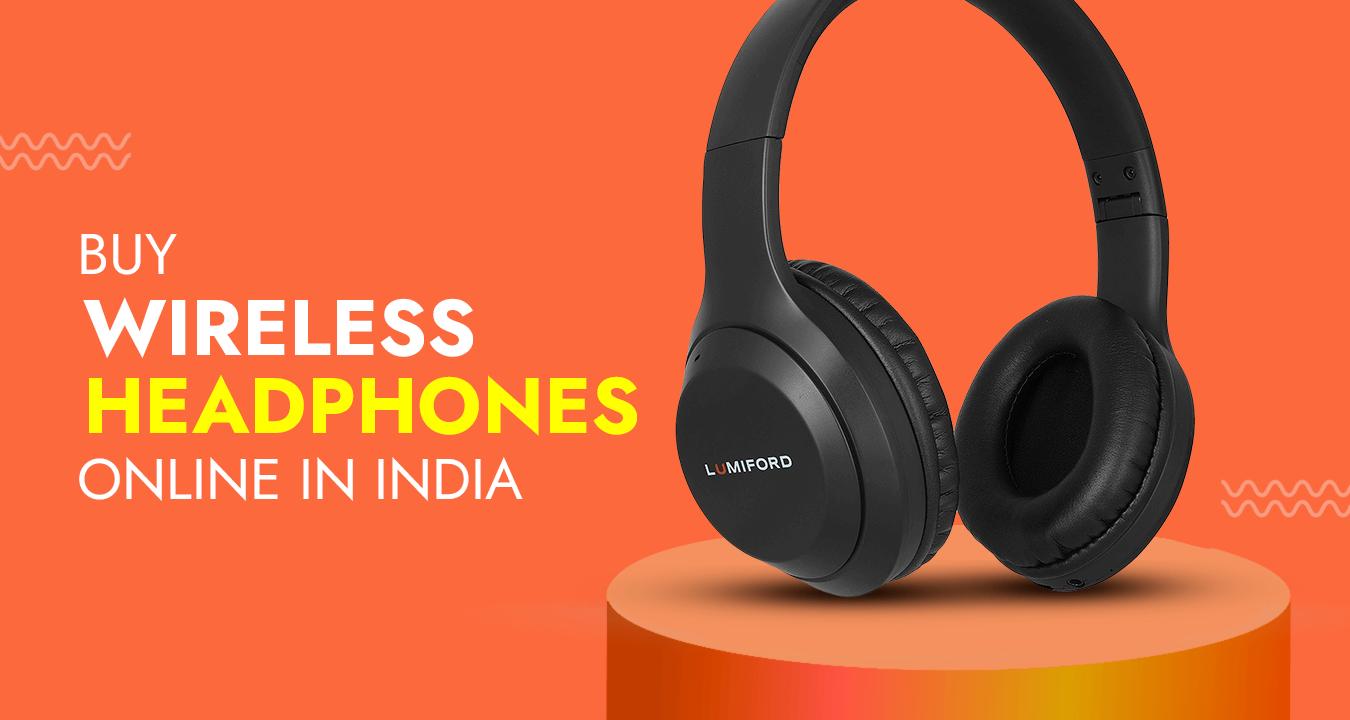 Bluetooth Headphones - Buy Wireless Headphones Online in India (2021)