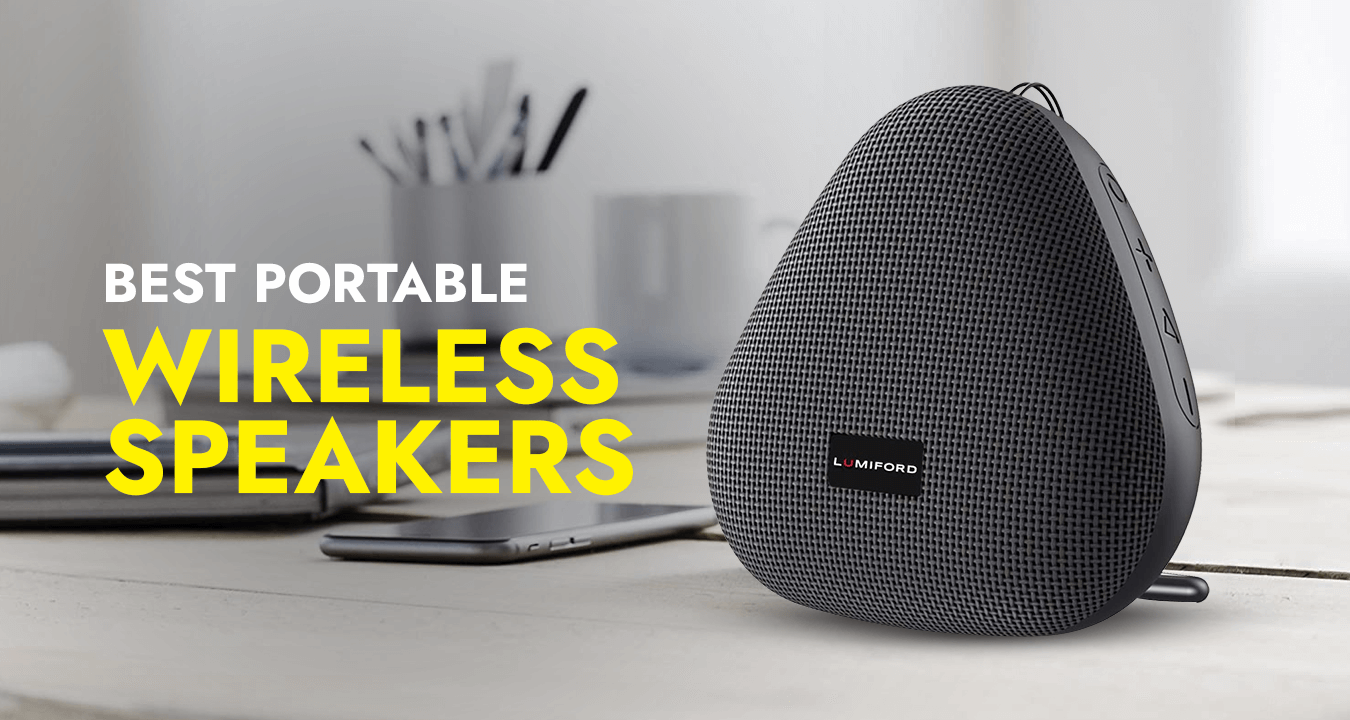 Best Portable Wireless Speakers Under 4000 in India