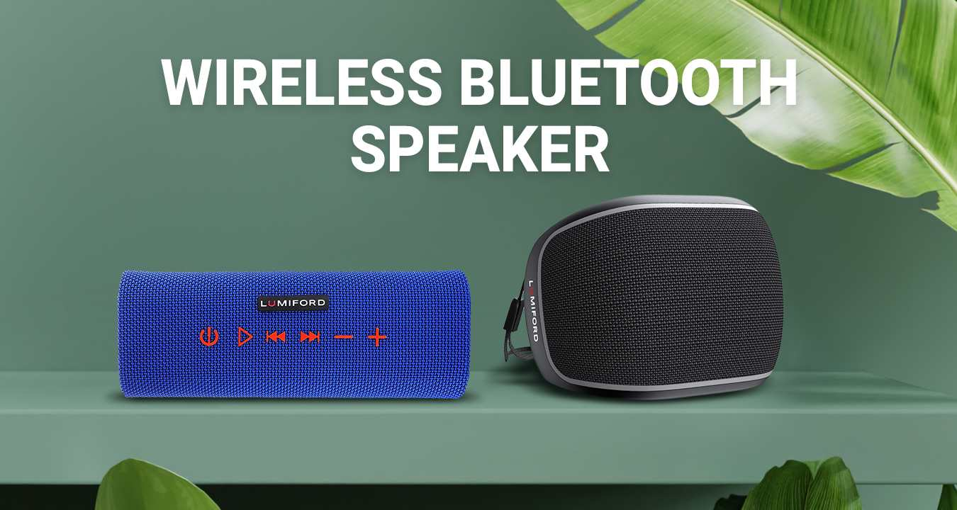 Browse, Pick and Buy Best Wireless Speaker Under 2000 at Lumiford