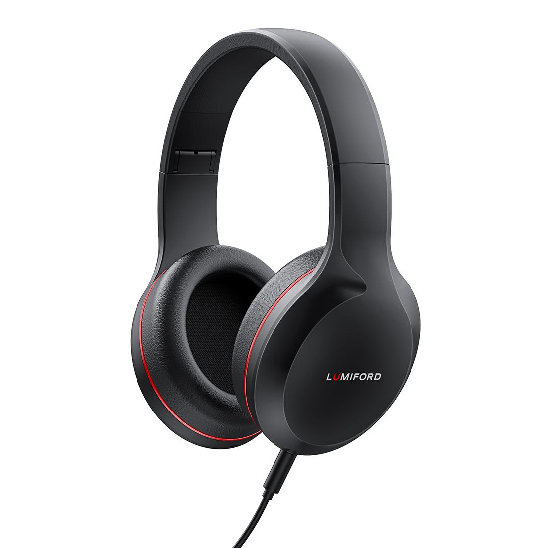 LUMIFORD U80 Wired Over-ear Headphones