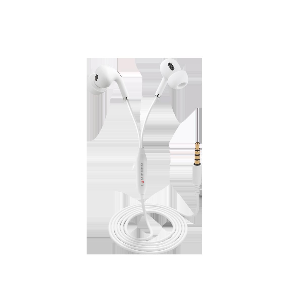 LUMIFORD U50 in-Ear Wired Earphones