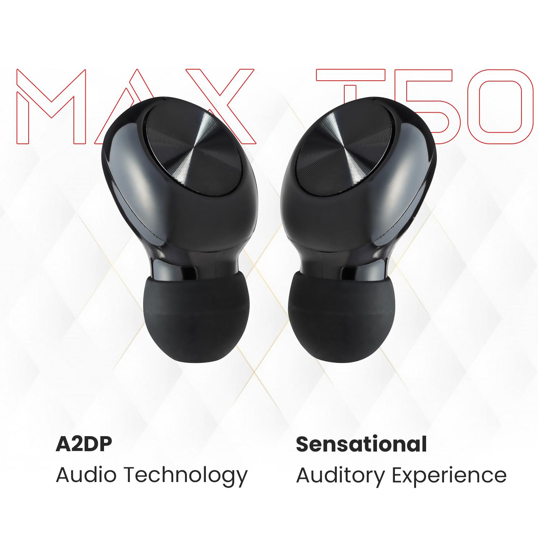 LUMIFORD Max T50 True Wireless Earbuds