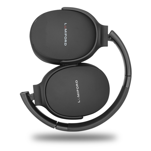 LUMIFORD HD70 Over-Ear Wireless Headphones