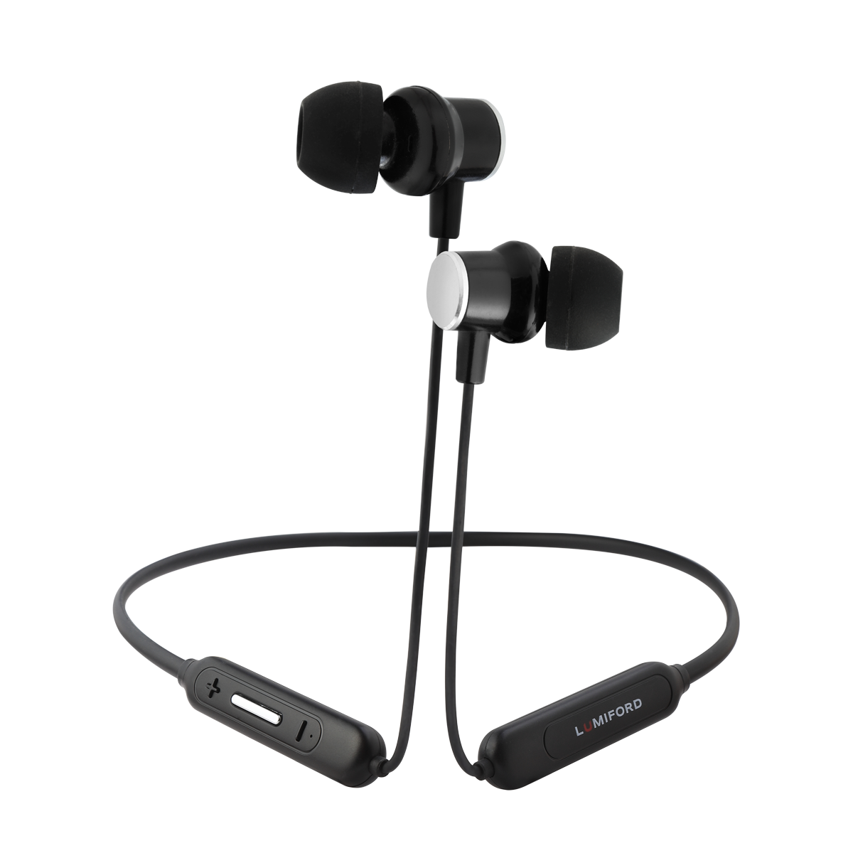 LUMIFORD XP70 in-Ear Bluetooth Earphones with Smart Magnetic Control