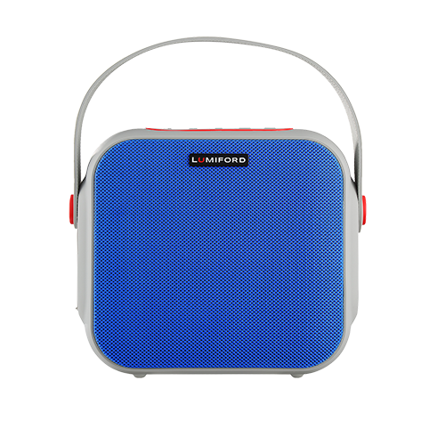 LUMIFORD GoFash NY Portable Speaker