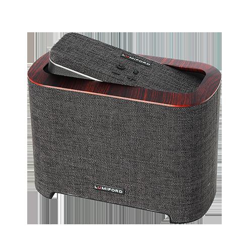 LUMIFORD 2.1 Subwoofer Dock Wireless Speaker With smart Alexa Voice control