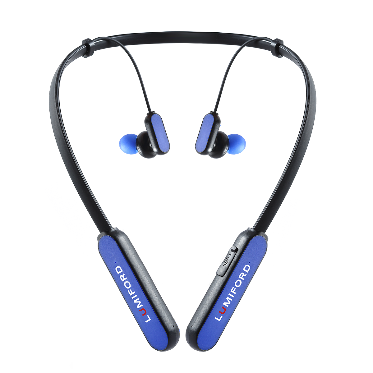 LUMIFORD XP50 pro Wireless Neckband in-Ear Earphones with Noise Cancellation